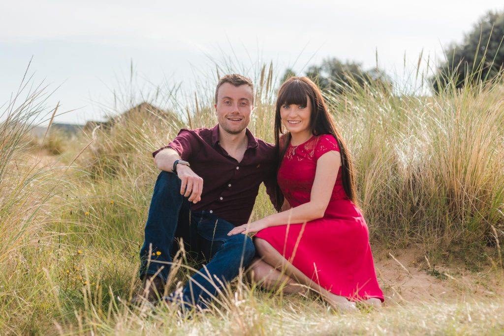 pre wedding shoot norfolk